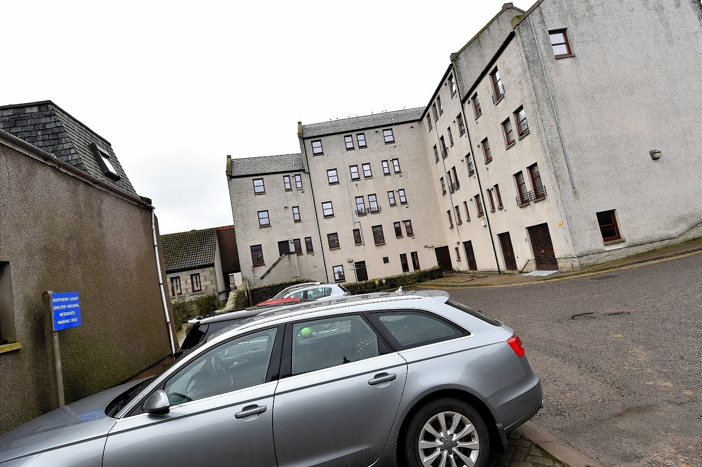 Northern Court sheltered housing