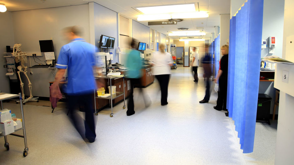 Patients are languishing in hospitals at least more than four years after they are declared fit to leave.