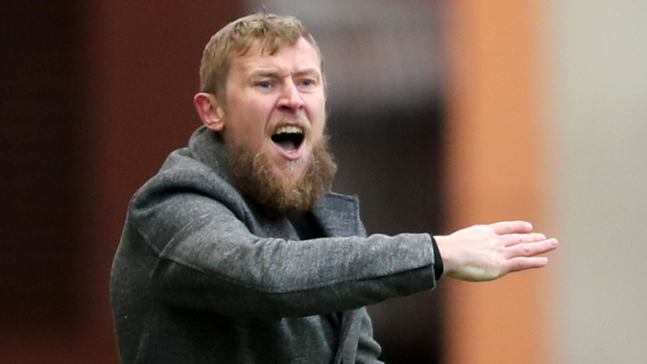 Richie Foran wants to secure his first derby win as Inverness manager.
