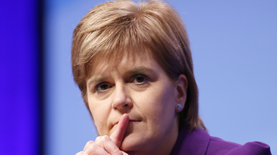 Nicola Sturgeon is expected to make an announcement today