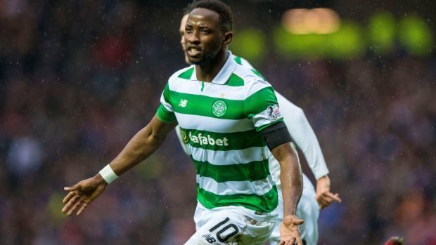 Moussa Dembele has been a huge hit north of the border