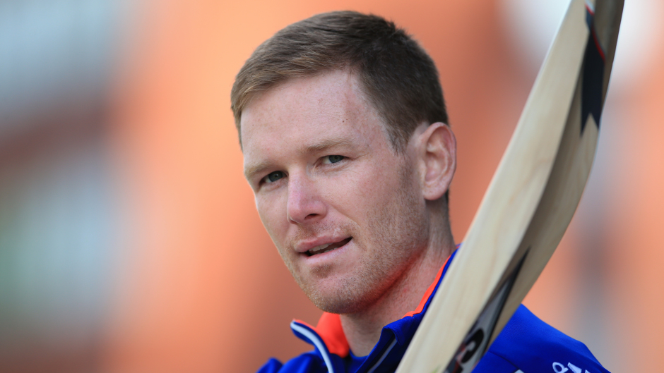 Eoin Morgan's players are favourites for the World Cup.