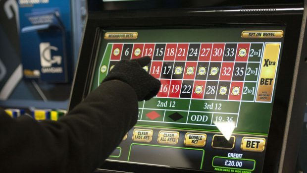 The games have been branded 'the crack cocaine of gambling' by campaigners, who argue they are dangerously addictive