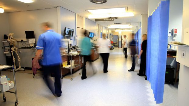 Hundreds of patient records have been lost by health boards across the north and north-east.