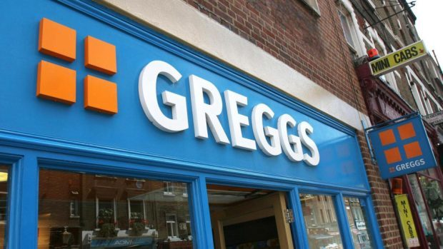 Greggs has reopened four north-east stores today