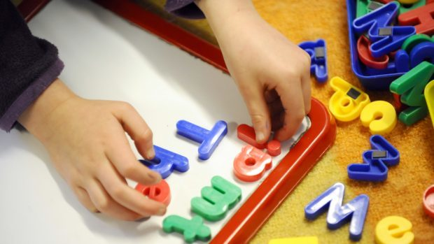Some medical workers have said they have been unable to access childcare