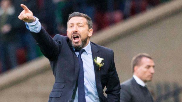 Aberdeen manager Derek McInnes has been linked with the West Brom vacancy.