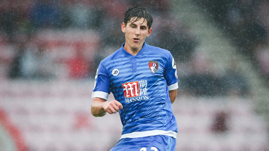 Bournmouth's Emerson Hyndman is close to securing a loan switch to Rangers
