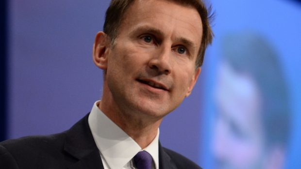 Jeremy Hunt has promised Scottish fishermen a Brexit minister if he is elected.