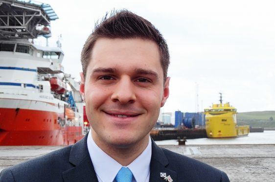 Ross Thomson MSP