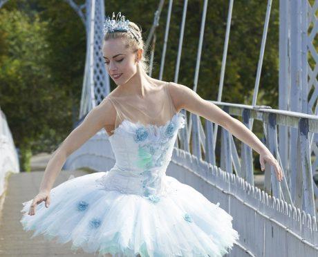 Scottish Ballet principal dancer Bethany Kingsley-Garner.