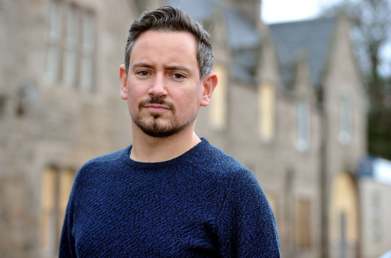 Sean Morton stood as a Labour candidate in the recent General and Scottish elections.