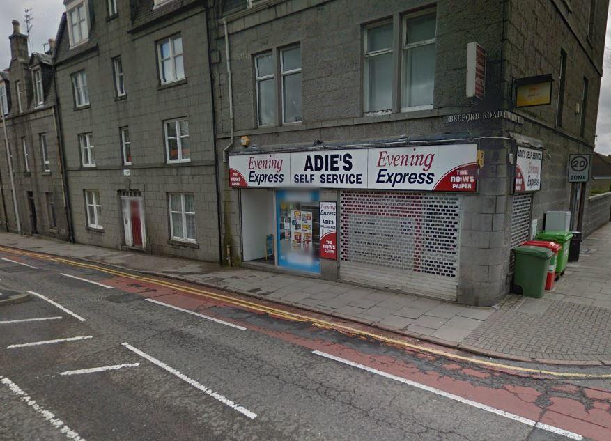 Aldie's Self Service on Bedford Road