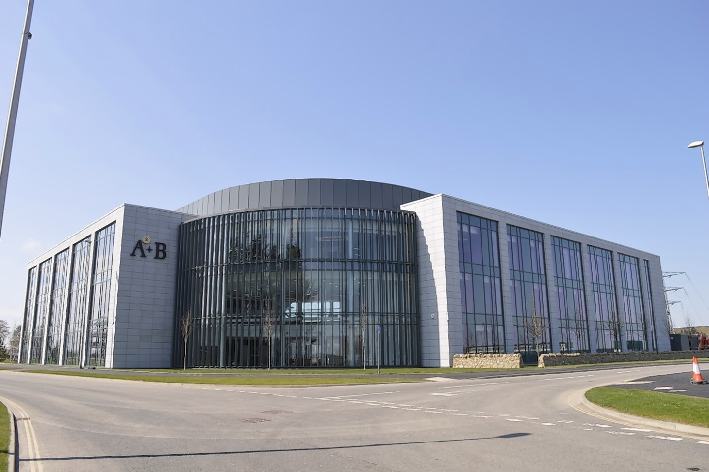 Anderson Anderson and Brown's Aberdeen HQ