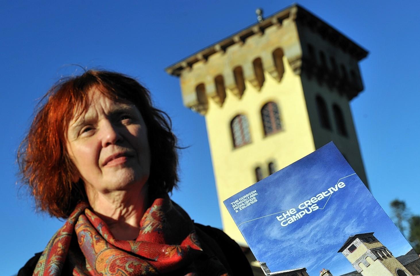 Campus Director, Professor Irene McAra-Williams, OBE.