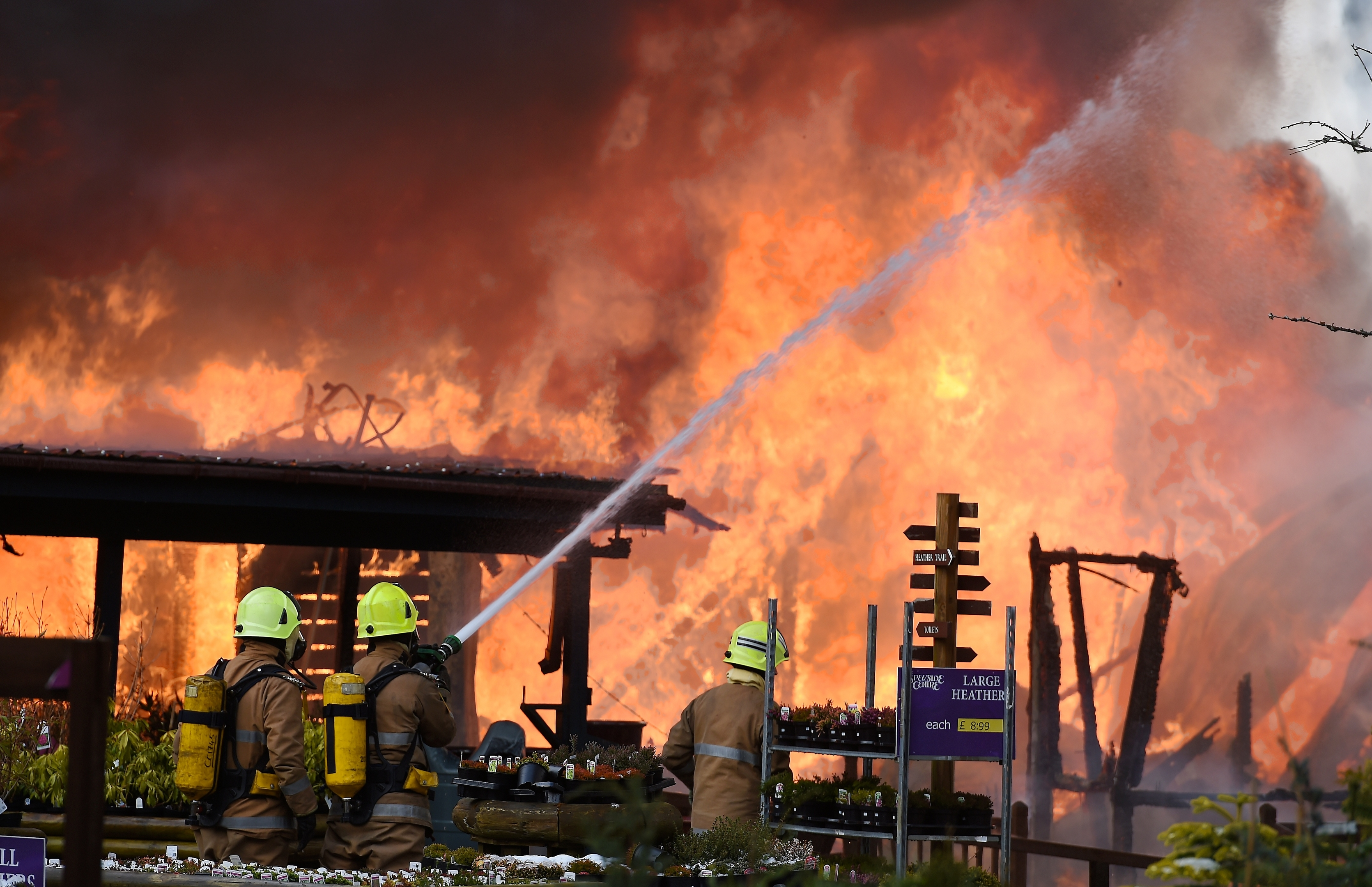 Changes are being made in the wake of centralising fire control in Dundee.