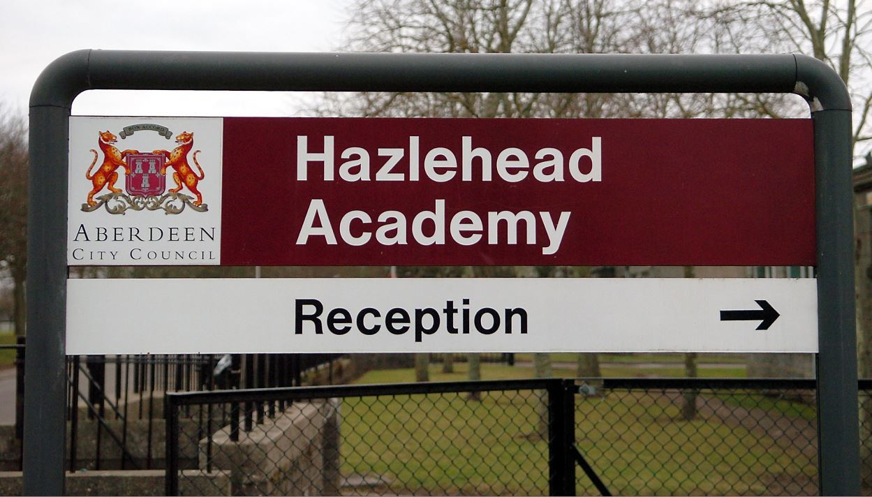 Hazlehead Academy is one of the schools which will be affected.