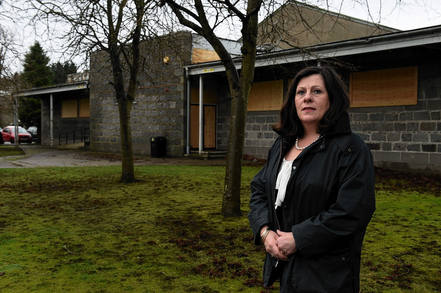 Jennifer Stewart has backed the council's controversial plans.