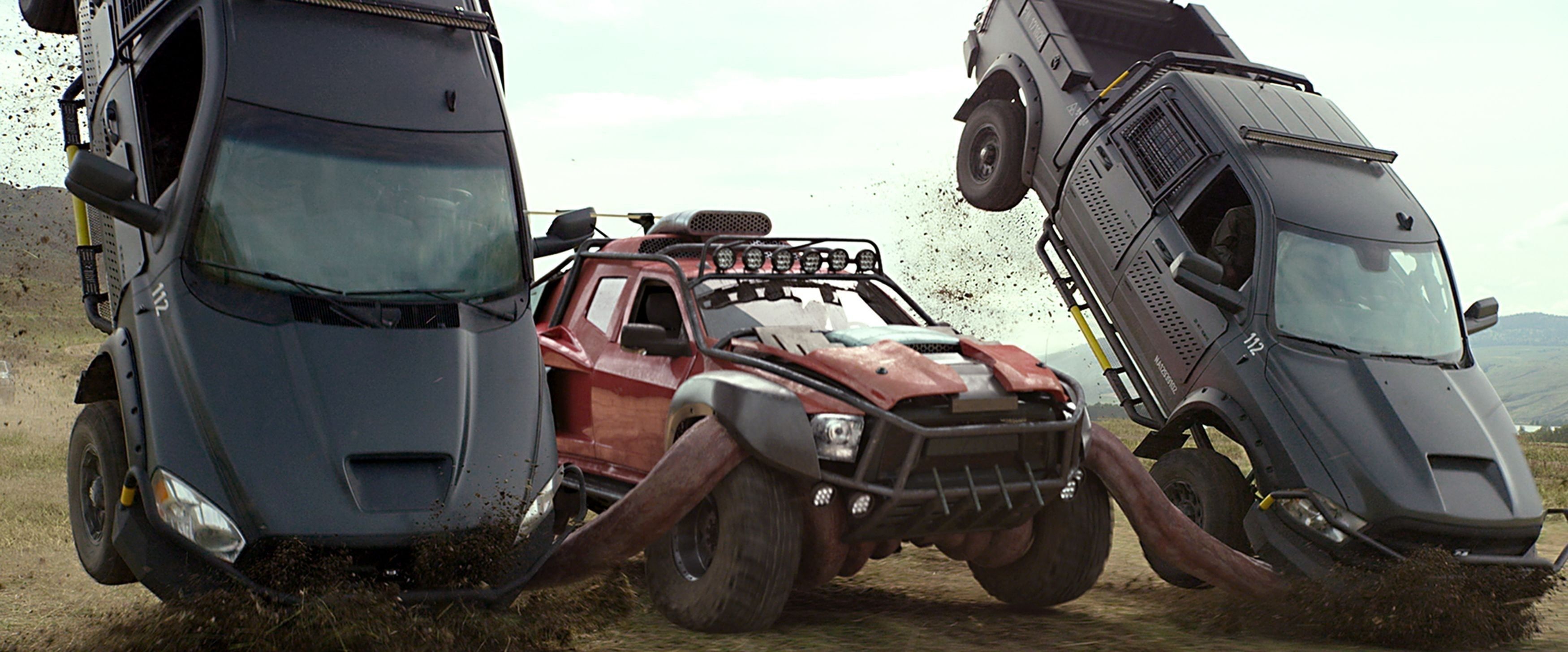 The next showings at Ellon Cinema includes Monster Trucks