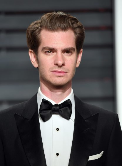 Andrew Garfield. Photo credit: PA/PA Wire
