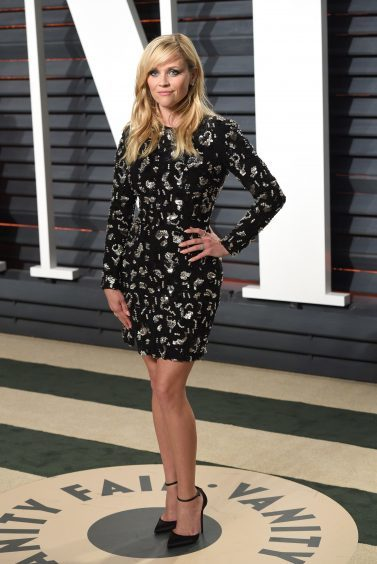 Reese Witherspoon. Photo credit: PA/PA Wire