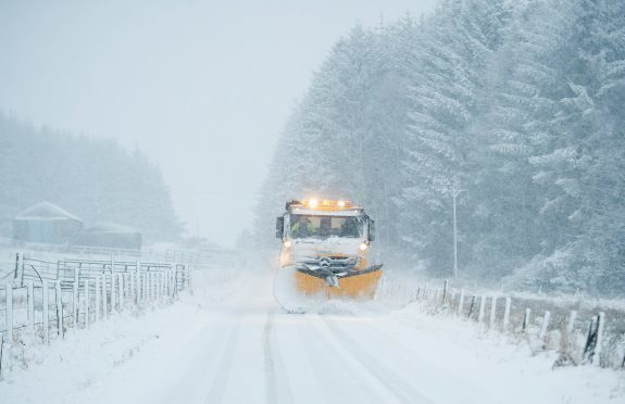 Wintry conditions are set to return across the region this week.