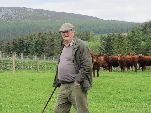 Alastair Nairn organised the meeting.