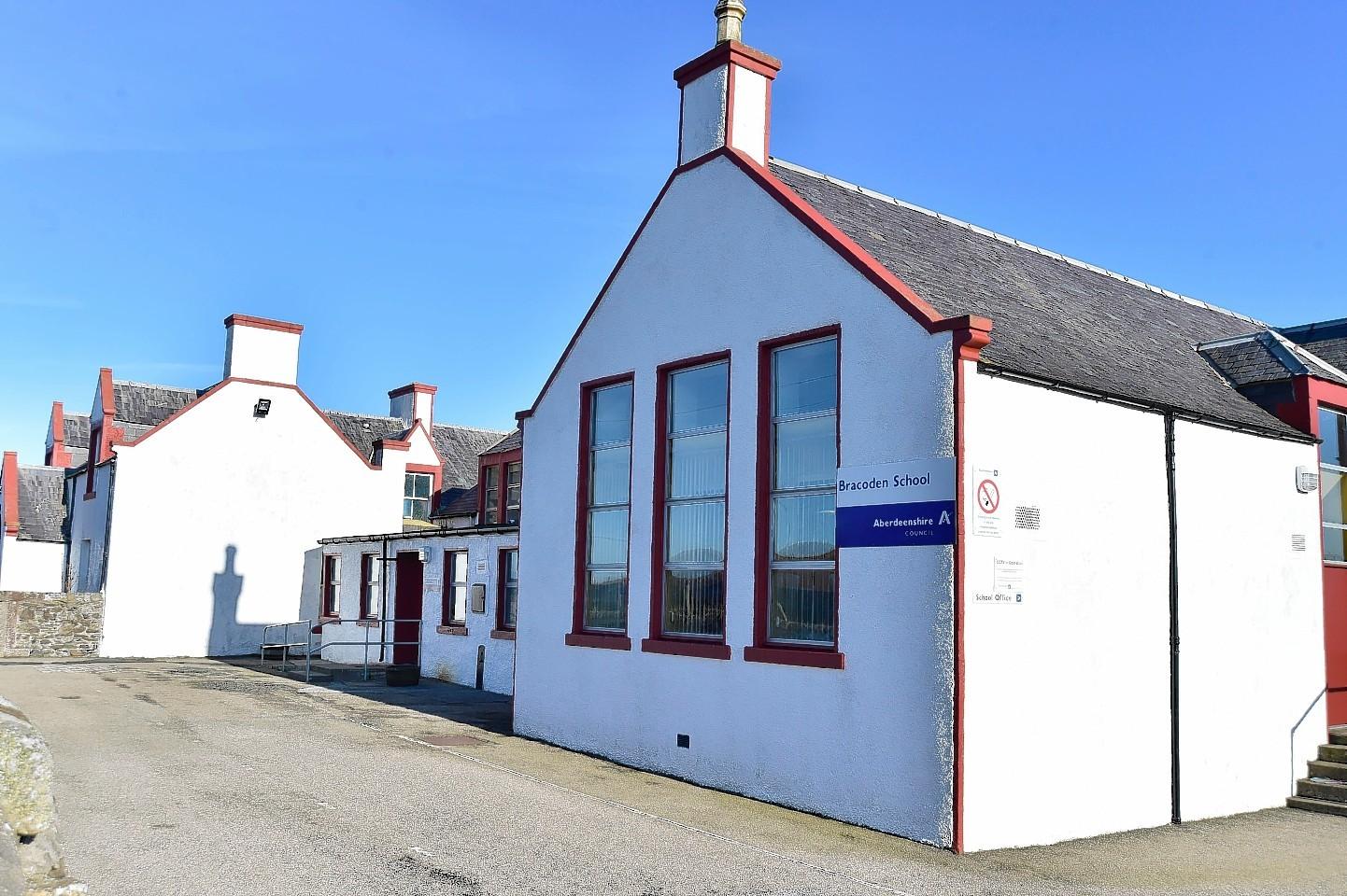 Bracoden Primary School.