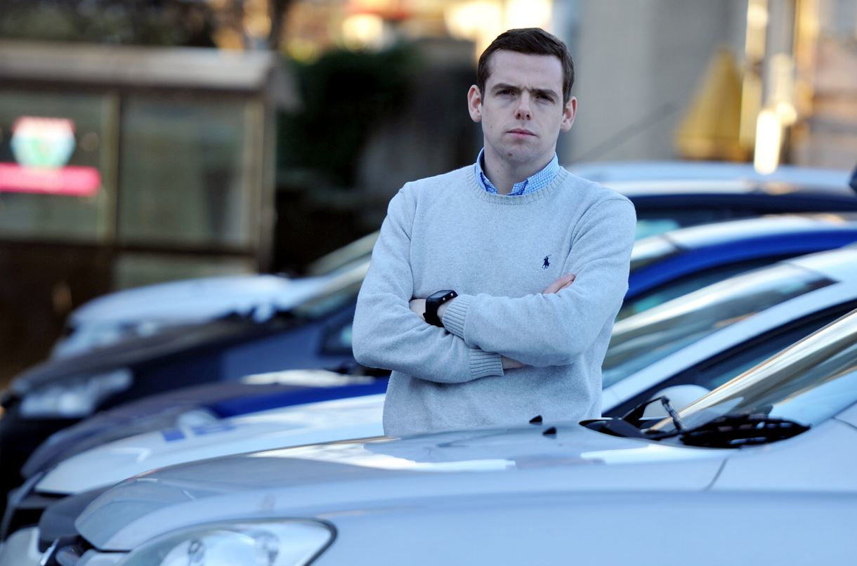 Highlands and Islands MSP Douglas Ross has praised the work done by police to trace offenders.