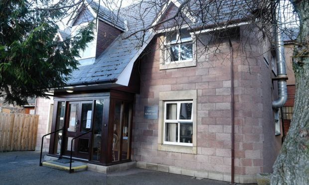 Fairfield Care Home in Inverness
