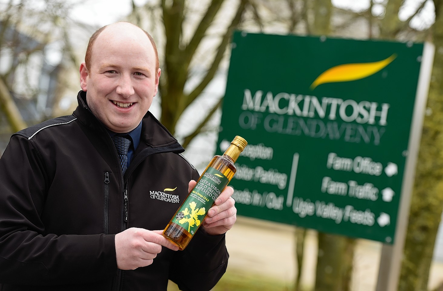 Gregor Mackintosh started the business when he was 21