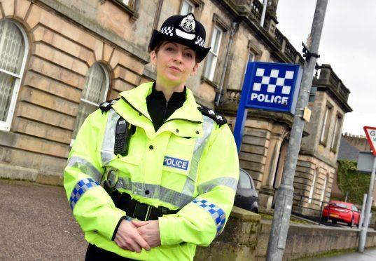 Inspector for Kincardine and the Mearns Sheila McDerment.