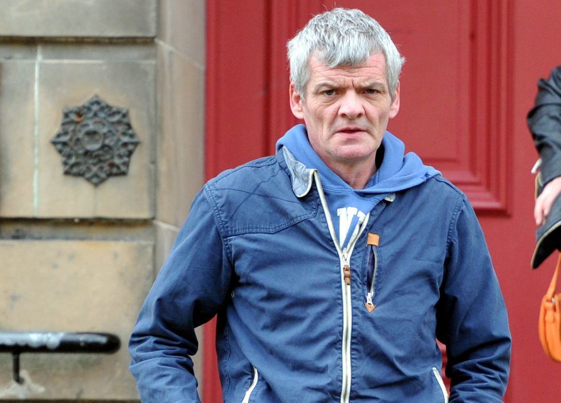 James Duncan was banned from driving for 18 months after being found more than five times the drink drive limit.