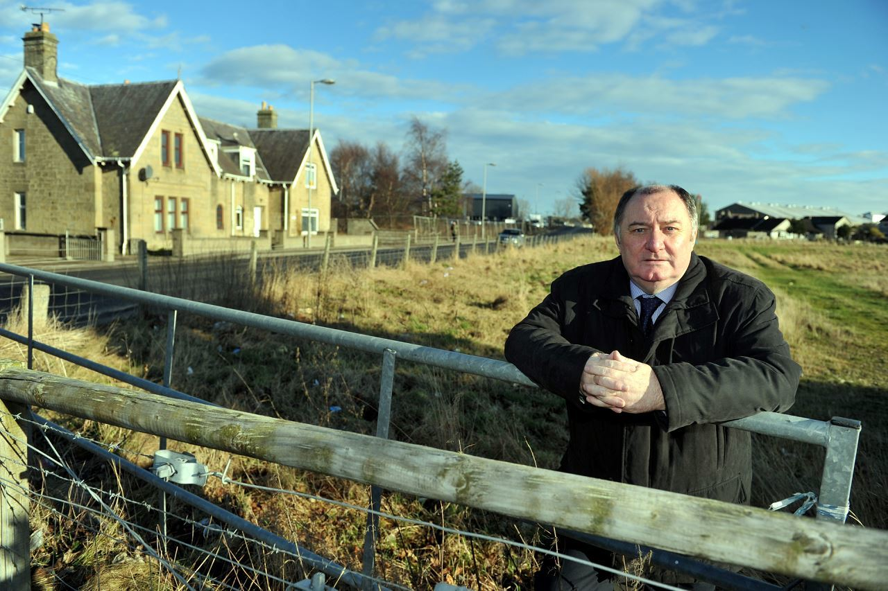 Elgin City South councillor John Divers has warned care homes in Moray could come under more strain in the future.