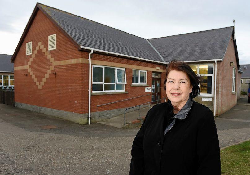 Highland Councillor Linda Munro