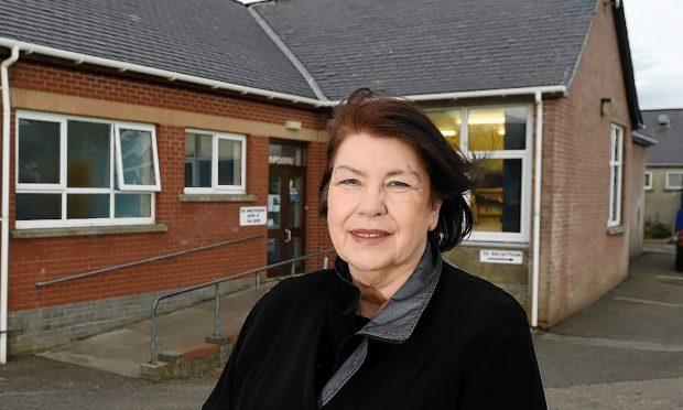 Sutherland councillor Linda Munro.