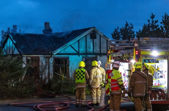 Firefighters are urging people to help protect fragile relatives and neighbours.