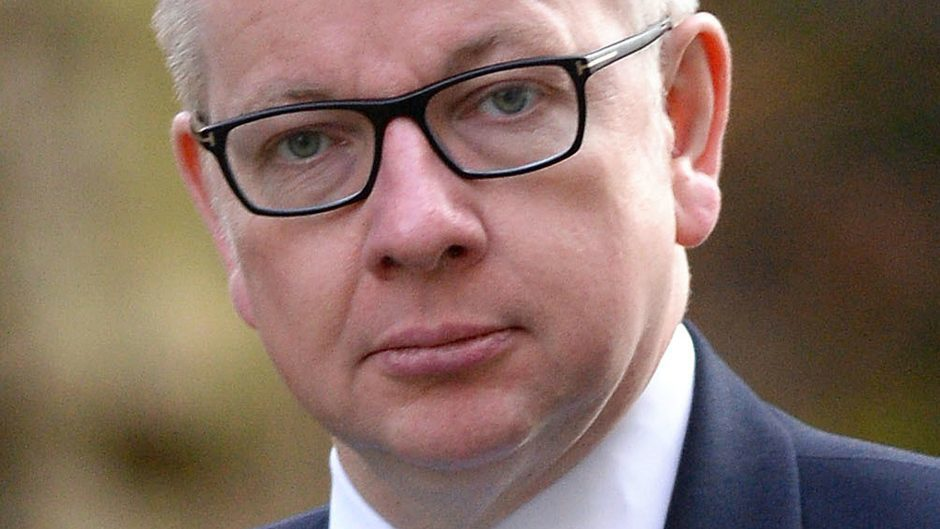 Michael Gove has insisted there is no need for a second vote on Scottish independence