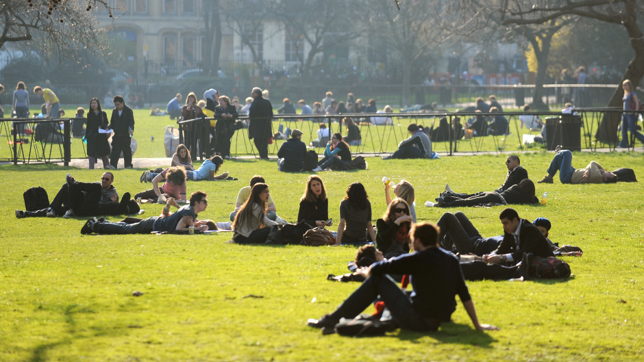 Parks help build communities, tackle climate change and boost healthy lifestyles, MPs say