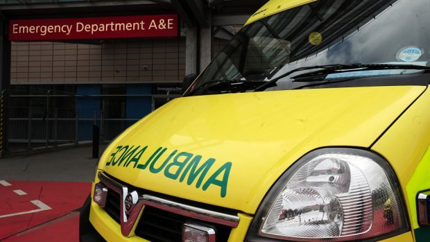 People should call for an ambulance if they see a symptom of stroke