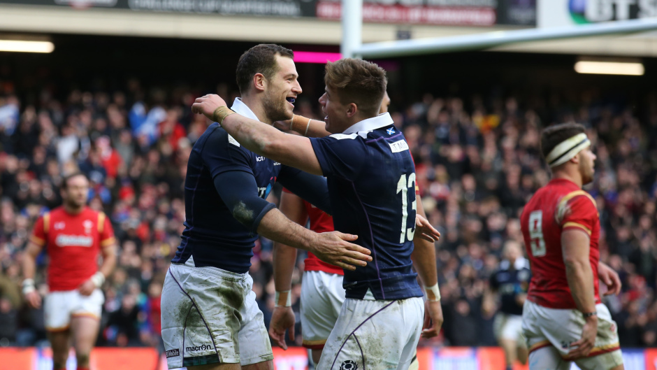 Scotland beat Wales for the first time in 10 years