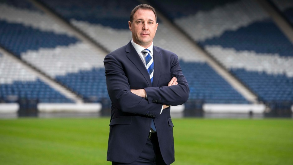 Scottish FA performance director Malky Mackay is in charge for the friendly against Holland.