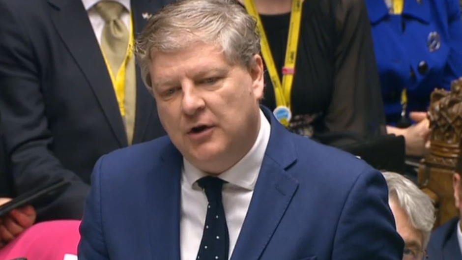 Angus Robertson accused the Prime Minister of failing to keep her promise of securing 'an agreed UK-wide approach' before starting the Brexit process