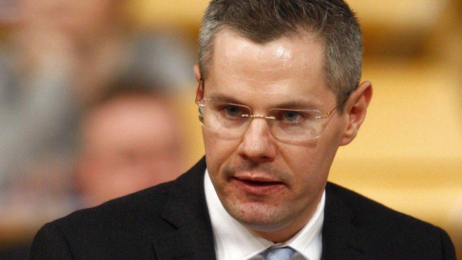 Former Finance Secretary Derek Mackay