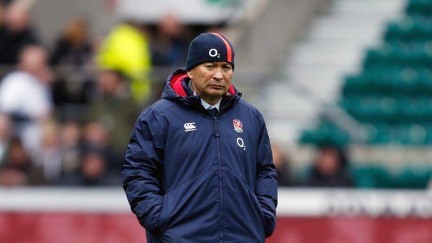 England head coach Eddie Jones says breakdown rules need revising