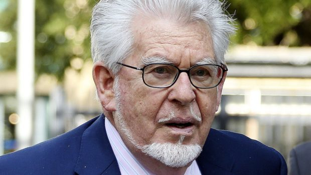 Rolf Harris, who has been cleared of three sex offences