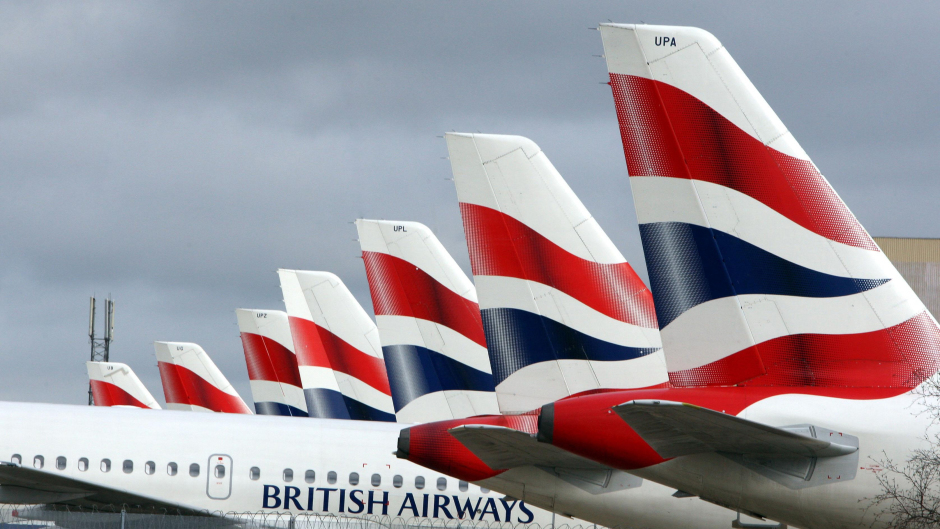 British Airways beat more than 1,500 companies to stay at the top of the annual UK Superbrands ranking