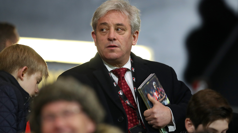"""John Bercow says addressing both Houses of Parliament during a state visit is not an """"automatic right"""""""