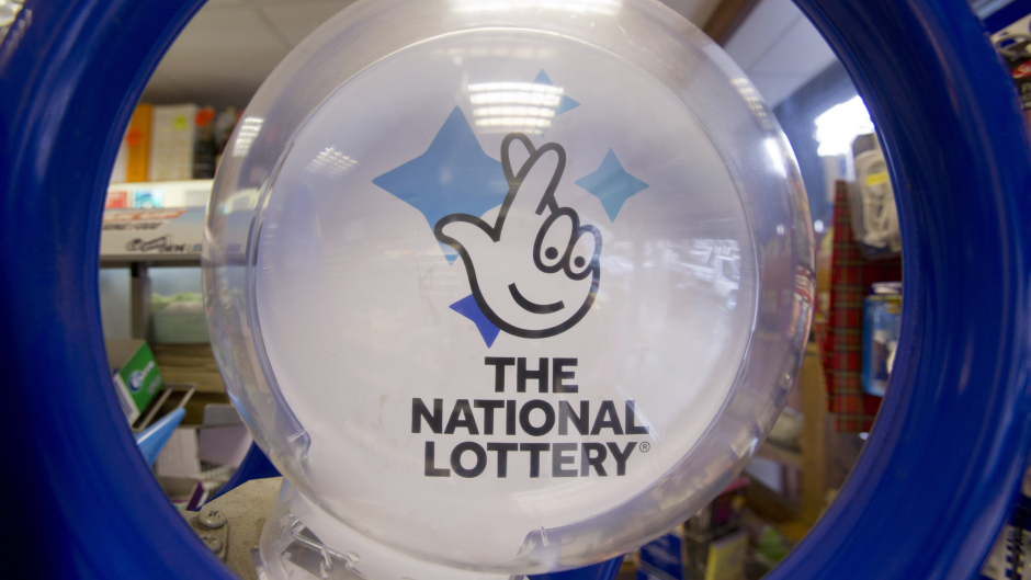 Lottery winner James Couper, 46, said he is still trying to come to terms with his windfall