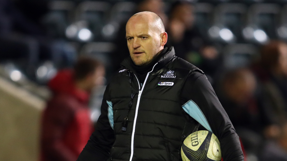 Scotland coach Gregor Townsend has been criticised by Finn Russell.